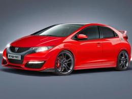 une nouvelle honda civic type r en 2015. Black Bedroom Furniture Sets. Home Design Ideas