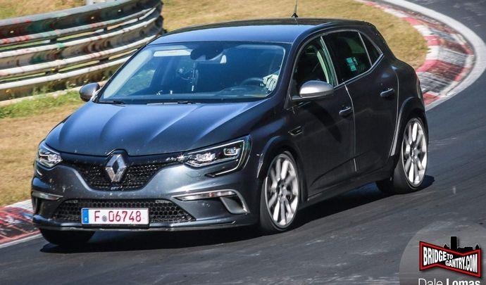 Renault : la Mégane RS avec un nouveau 2.0 turbo