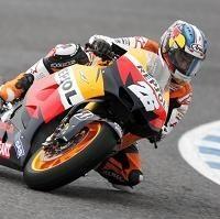 Moto GP - Jerez D.1: Valentino Rossi dauphin de Dani Pedrosa