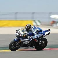 Superbike - Aragon Q.1: Marco Melandri relève le défi