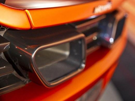 Des précisions sur la descendante de la McLaren F1