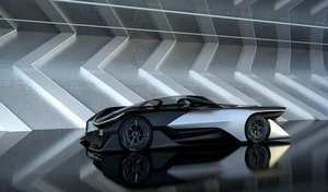 LG Chem fournira les batteries des électriques du constructeur Faraday Future