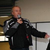 Interview d'une des chevilles ouvrières du Salon de la Moto de Limoges : Dominique Riquet.