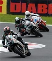Supersport - Monza - Triumph : Tir groupé dans le top 8