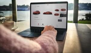 Porschelance la commande en ligne en France