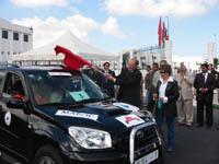 Rallye Aïcha des Colombes : la liberté prend son envol