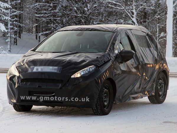Photos volées : la Peugeot 208 sort bâchée