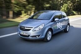 La nouvelle Opel Corsa EcoFLEX ? 98 g CO2/km