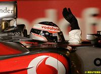 GP de Bahreïn : Vodafone McLaren Mercedes