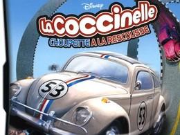 Réponse à la question du jour n° 151 : comment s'appelait la vedette du film « Un amour de Coccinelle » ?