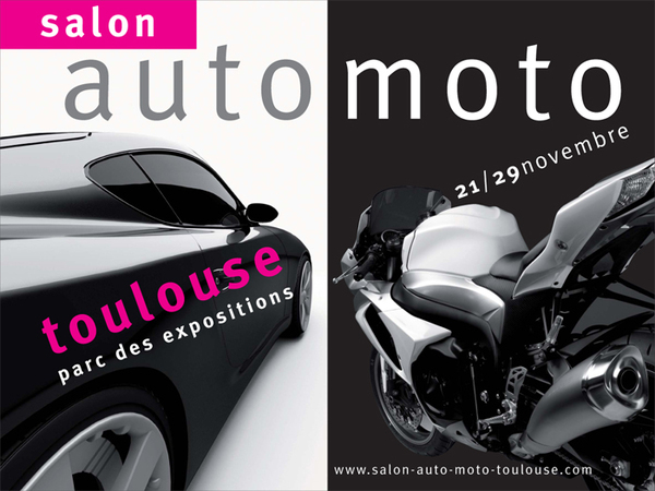 salon auto moto de toulouse 2009 des deux roues colos. Black Bedroom Furniture Sets. Home Design Ideas