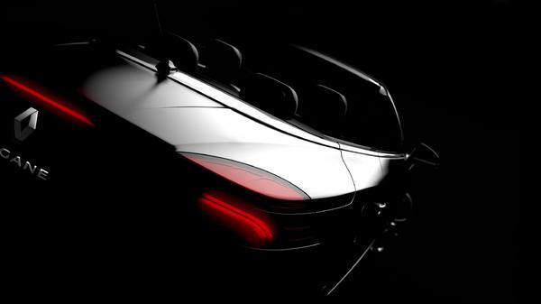 Nouvelle Renault Mégane coupé cabriolet: 1er teasing