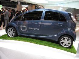 Vous pouvez pré-réserver la Peugeot iOn électrique qui sortira fin 2010