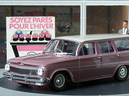 Miniature : 1/43ème - HOLDEN EJ/229 Station-sedan