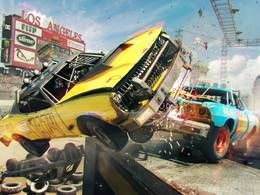Un nouveau trailer pour Dirt Showdown