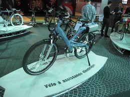 Le premier vélo à assistance électrique de Peugeot commercialisé en France