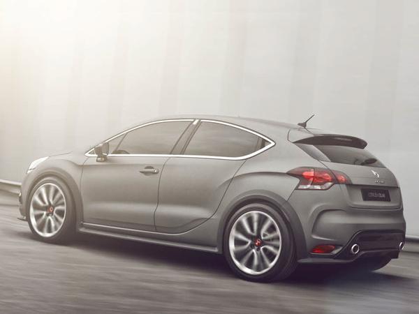 (Minuit chicanes) Pourquoi des concepts Citroën DS4 R et Peugeot 208 GTI?