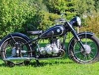 BMW R73: l'art d'accommoder les restes...
