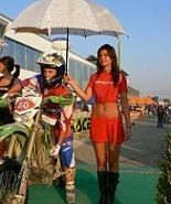 "Les ""enduro'Girls"" du mondial 2009"