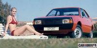 Réponse du quizz de vendredi dernier: C'était la Seat 1200 Sport !