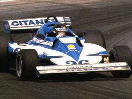 Réponse à la question du jour n° 154 : en quoi le GP de Suède 1977 a été exceptionnel pour le sport automobile français ?