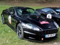 Photos du jour : Aston Martin DBS (Rallye de Paris)
