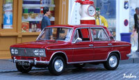 Miniature : 1/43ème -  VAZ (LADA) 2103