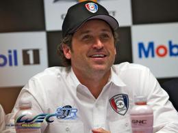 Patrick Dempsey de retour aux 24 Heures du Mans 2013