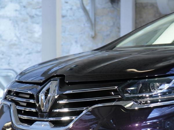 Le nouveau SUV Renault surpris sur la route