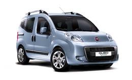 Le nouveau Fiat Qubo au gaz naturel commercialisé en Europe d'ici fin 2009