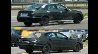 """Future Mercedes Classe E: une """"LWB"""" pour la Chine!"""