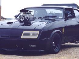 Réponse à la question du jour n° 156 : quelle est la voiture de Mad Max ?