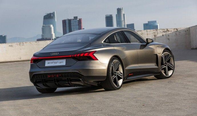 Audi : une berline compacte électrique au programme