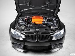 EAS colle 620 chevaux dans une BMW M3 Berline...