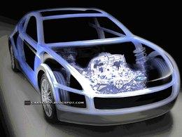 Genève 2011 : Subaru Sports Car, avec de la lumière c'est mieux