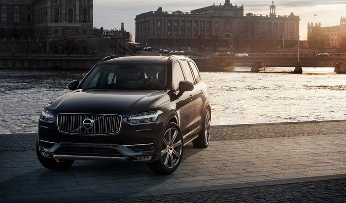 "Volvo va devenir une ""marque à SUV"""