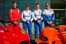 LMS 2010: La famille Mansell avec une Ginetta-Zytek