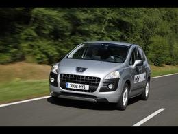 Les Peugeot 3008 et Citroën DS5 Hybrid4 dotées des batteries Ni-MH de Sanyo dès 2011