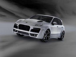 Genève 2011 : TechArt Magnum, un Porsche Cayenne Turbo toujours aussi discret