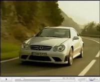 La vidéo du jour : Mercedes Classe CLK 63 Black Series by AMG