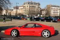 Photos du jour : Ferrari 355