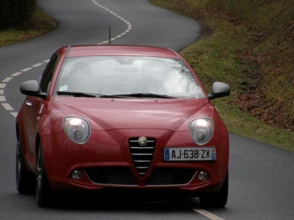 Essai - Alfa Romeo MiTo Quadrifoglio Verde : mi-Turismo, mi-Veloce