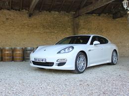 Une Porsche Panamera Hybride rechargeable à l'étude ?