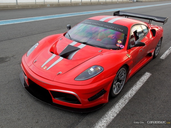 Photos du jour (réponse de quizz) : Ferrari 430 GT3 (Sport & Collection)