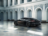 Porsche Panamera Turbo S Executive Exclusive : toutes vendues en 48h !