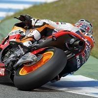 Moto GP - Jerez: Dani Pedrosa a trop regardé les Moto 2 et les Moto 3