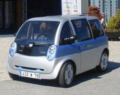 4 véhicules électriques produits par Heuliez proposés en 2010 !
