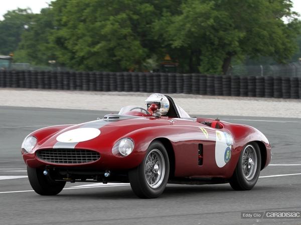 Photos du jour : Ferrari 750 Monza (Sport & Collection)