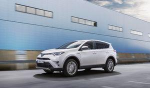 Étude - Toyota est la marque automobile la plus puissante du monde