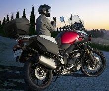 Actualité moto - Suzuki: une virée en vidéo avec le V-Strom